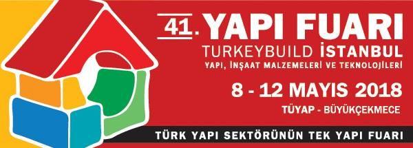 VERİMDER 8 – 12 MAYIS TARİHLERİ ARASINDA 41. YAPI FUARI'NDAYDI!