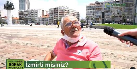 SOKAK RÖPORTAJLARI / İZMİR